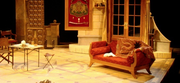 The Set Props Are The Large Movable Items Not Built Into The Set. Generally  This Is The Furniture Or U201csittablesu201d And Would Include Things Like Chairs,  ...